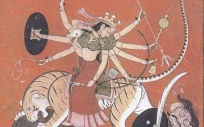 Navaratri – las nueve noches de la Diosa