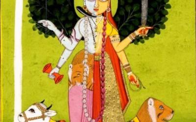 Shiva y Shakti en tu práctica