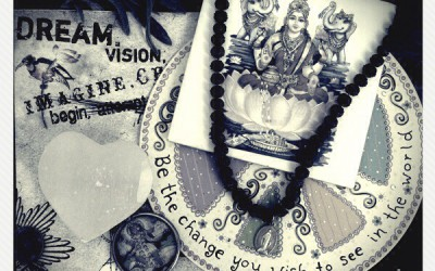 ¡Disuelve, Imagina, Crea!  Un ritual para el 2015