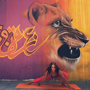 Taller de yoga - DURGA