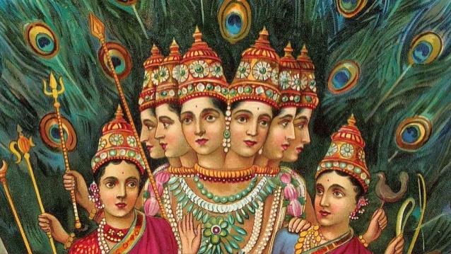 Warriors, peacocks and transmutation