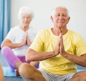Yoga para la Tercera Edad