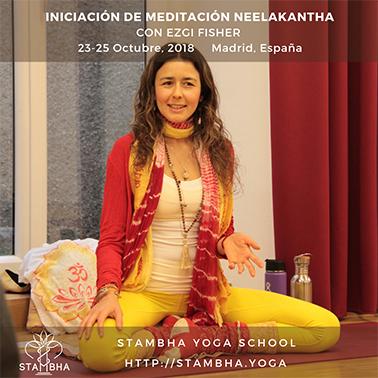 Iniciación a la Meditación Neelakantha con Ezgi Fisher