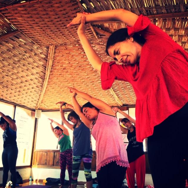 Anusara Yoga Advanced Teacher Training 300 h - RETREAT 2019
