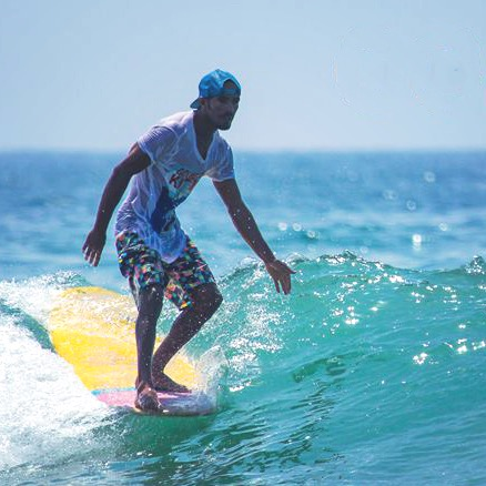 Yoga & Surf Retreat