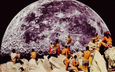 Full Moon in Aquarius:  me & the collective