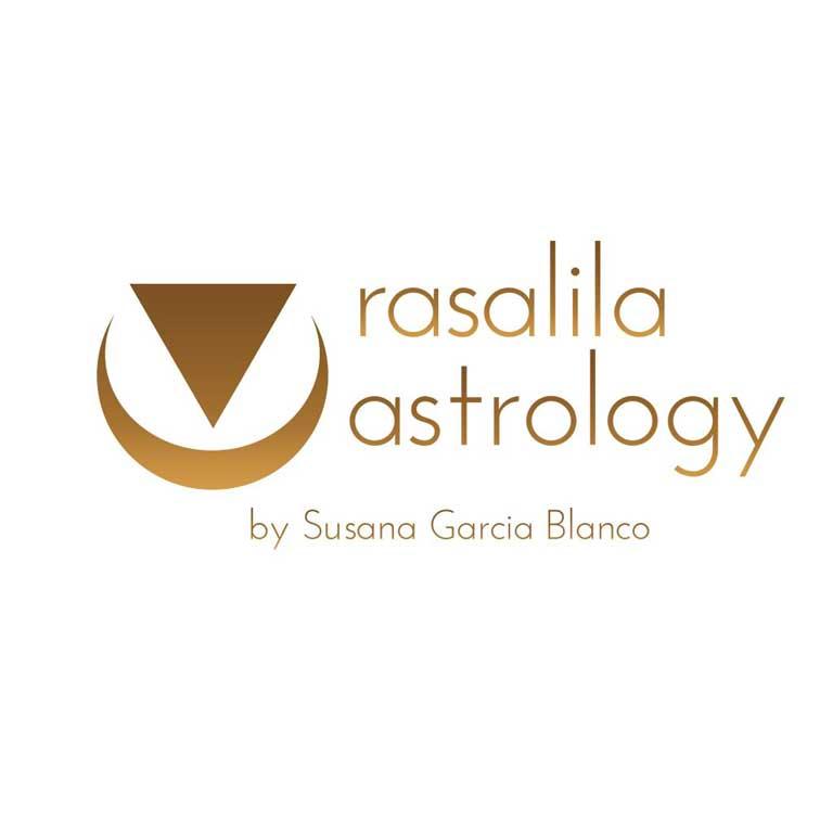 Rasa lila astrology logo