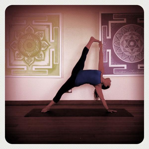 Clases de yoga online y presenciales con Susana García Blanco