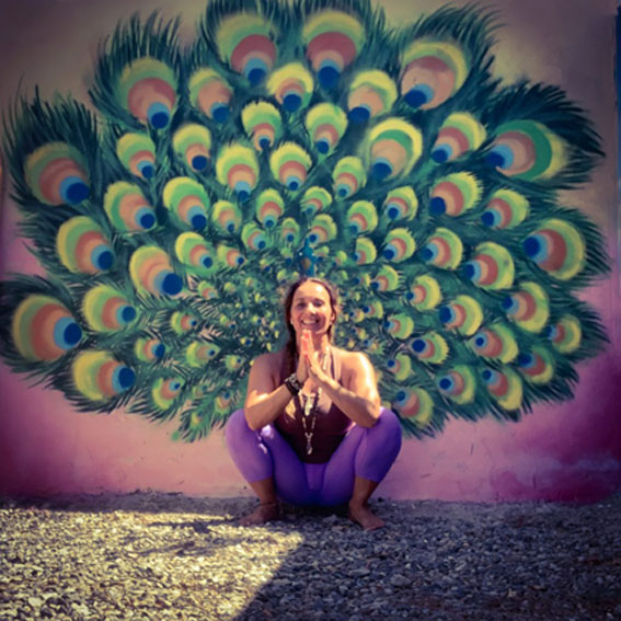 Retiro de anisra yoga verano 2021 con Susana García Blanco