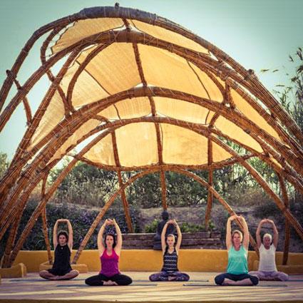 Formación anusara yoga, retiro verano 2021