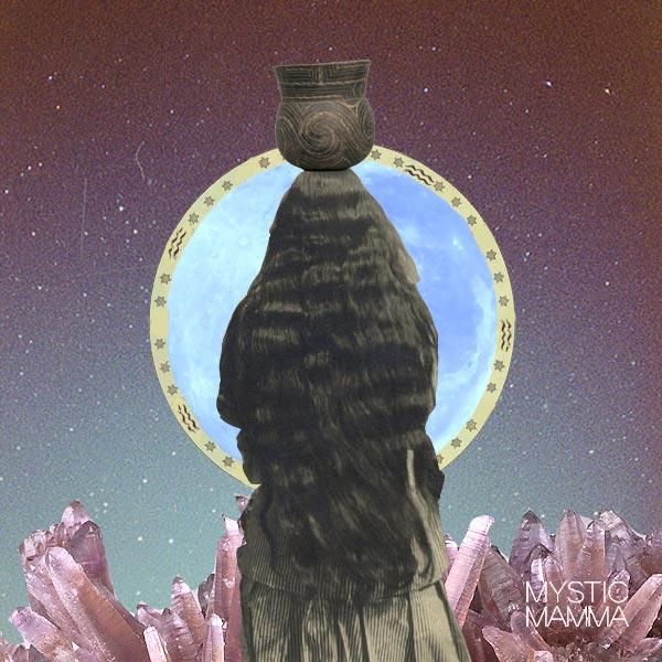 Luna Llena en Acuario: el corazón colectivo